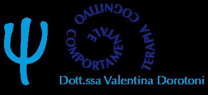 Studio di psicoterapia cognitiva Dorotoni Valentina